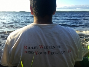 Jai, a RWYP canoeist from 2014 joined and provided mentorship to the 2016 team