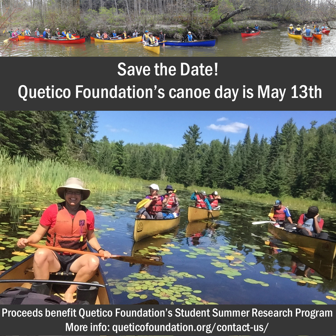 Save_the_Date_Quetico_Foundation_Canoe_Day_2017