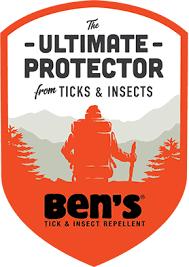 Ben's Bug Repellent logo